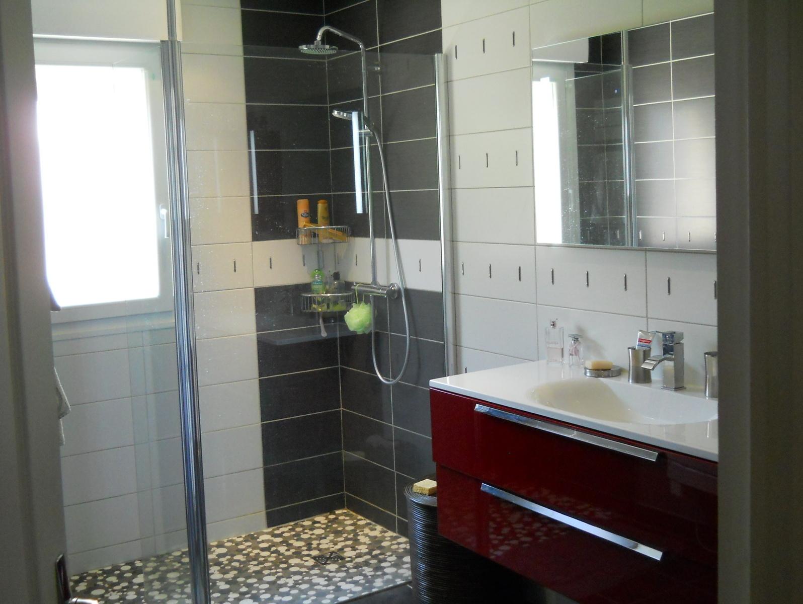 Rénovation salle de bains Coutances : aménagement  PMR - Gilles